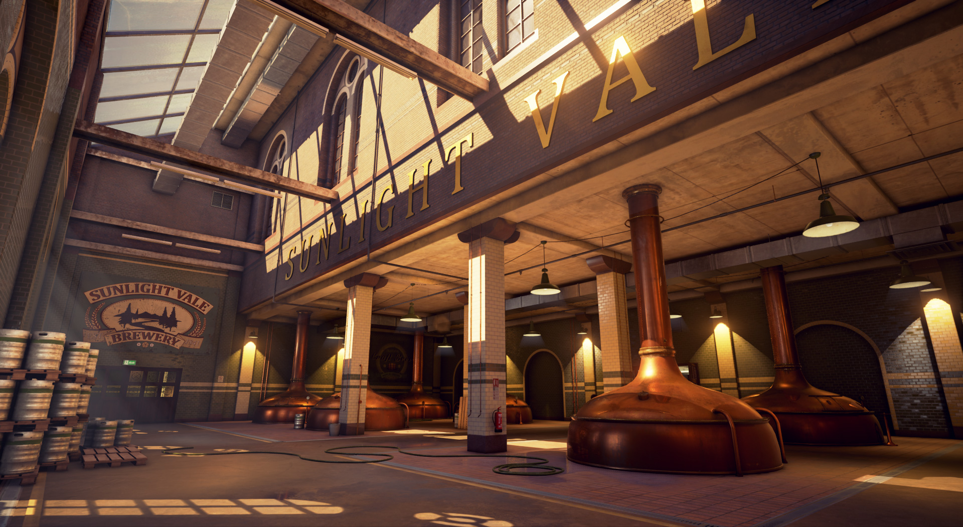 unreal 4 brewery screenshot 01