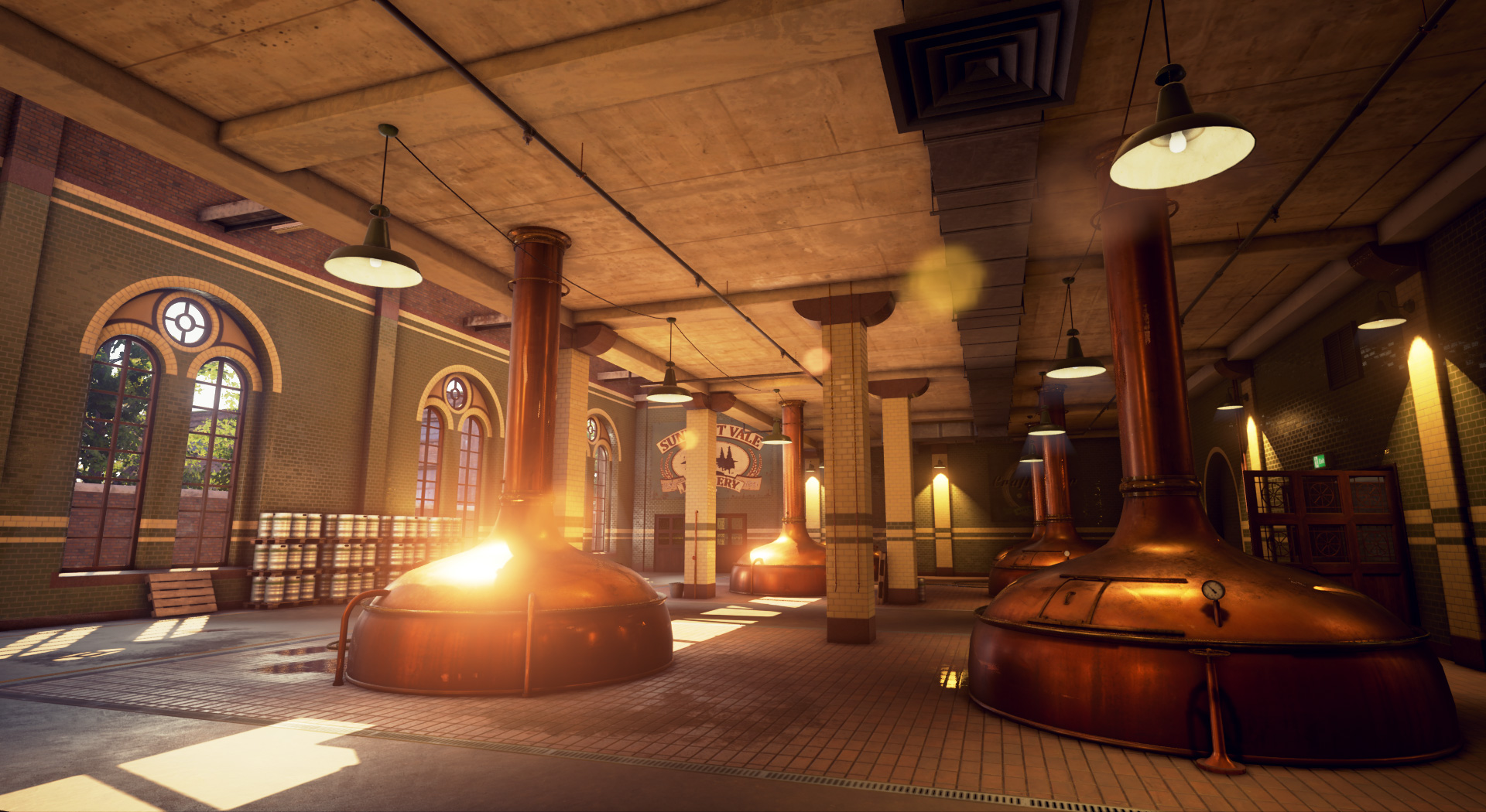unreal 4 brewery screenshot 02