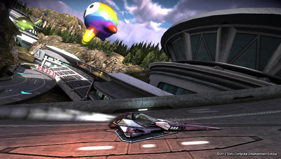 wipeout 2048 altima screenshot 03